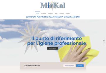 Schermata Mirkal